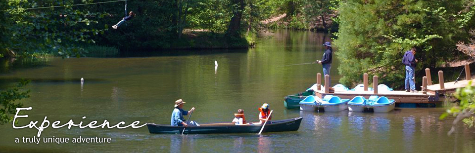 Hartland Christian Camp: Pond