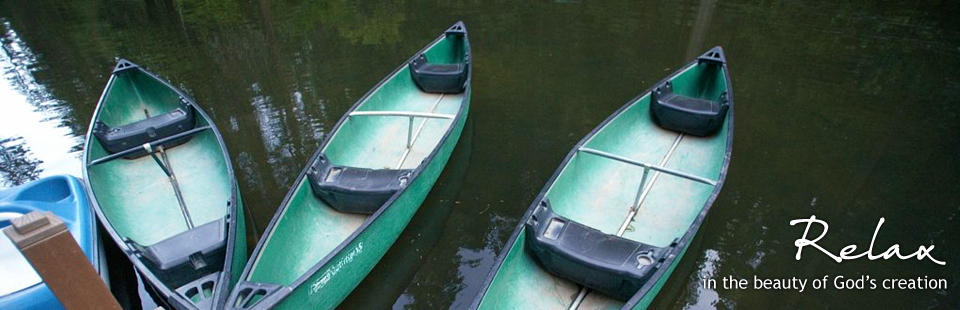 Hartland Christian Camp - Boats