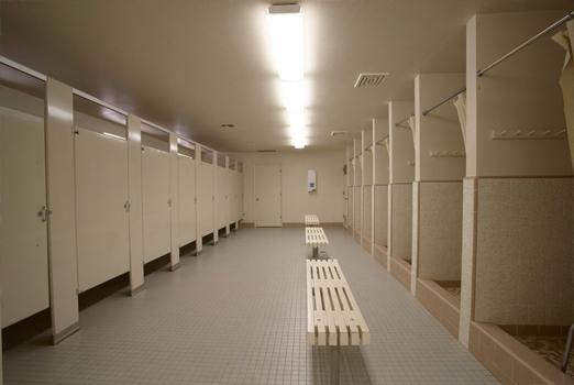 Boys Cabins -  Central Bathhouse