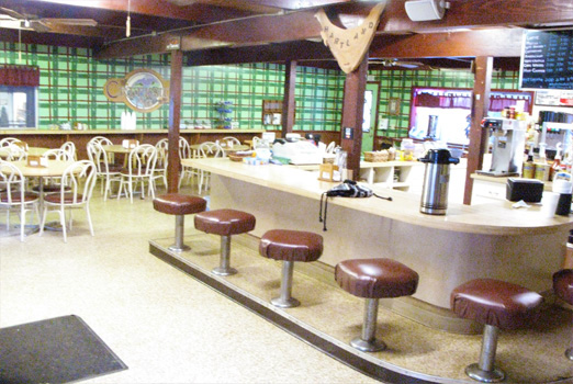 Creekside Cafe Hartland Christian Camp
