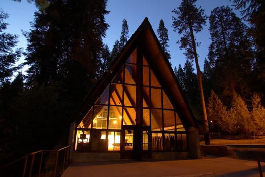 Sequoia Chapel Hartland Christian Camp